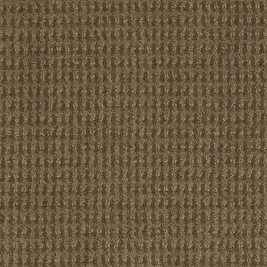 STAINMASTER Active Family St John Safari Vest Berber Indoor Carpet