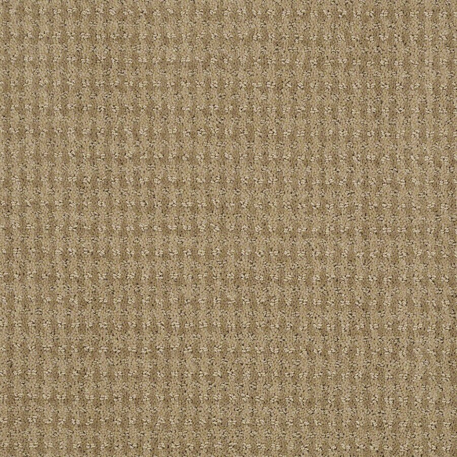 STAINMASTER Active Family St John Marzipan Berber Indoor Carpet