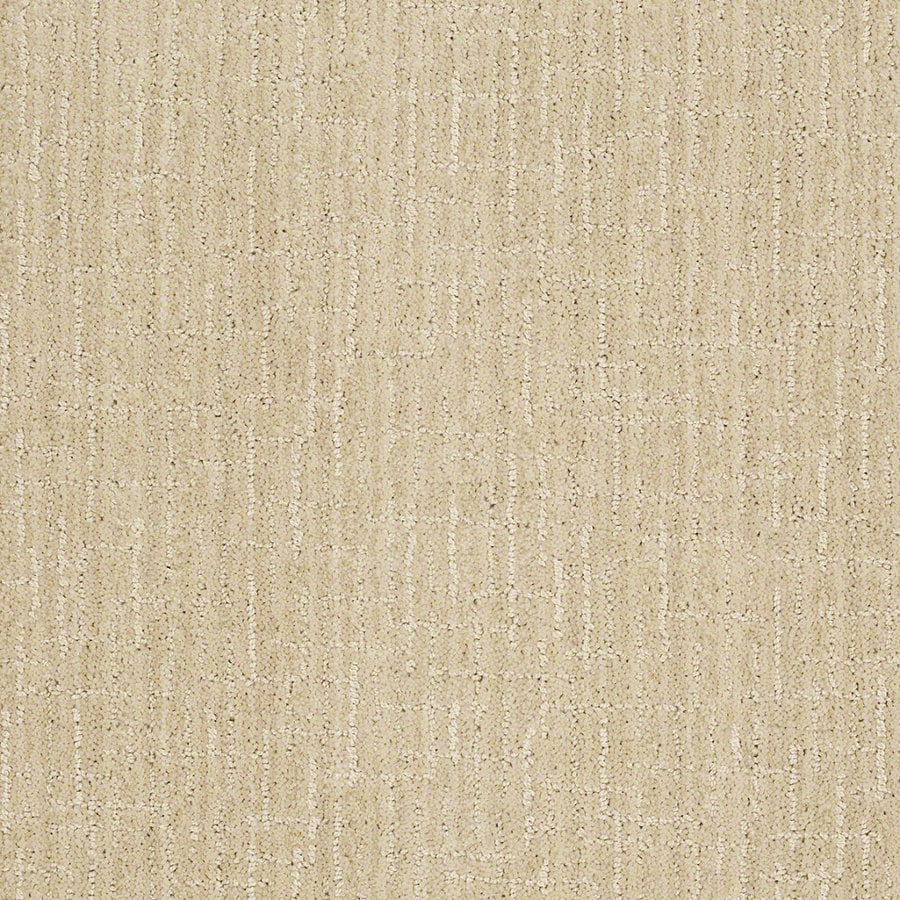 STAINMASTER Active Family Unquestionable Candleglow Berber Indoor Carpet
