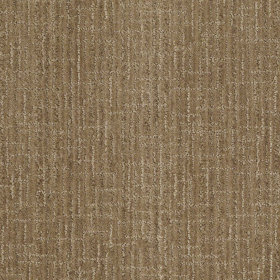 STAINMASTER Active Family Unquestionable Urban Putty Berber Indoor Carpet