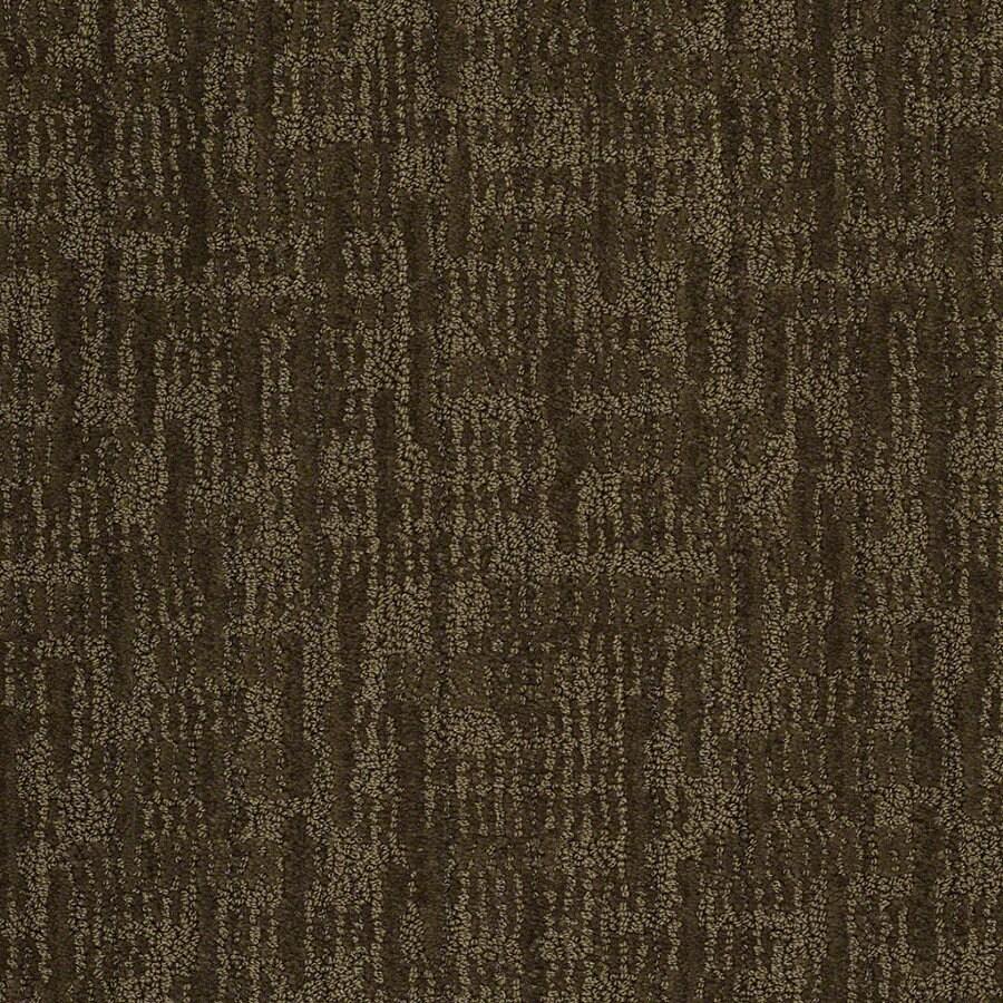 STAINMASTER Active Family Unmistakable Kelp Berber Indoor Carpet