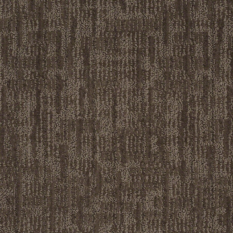 STAINMASTER Active Family Unmistakable Chinchilla Berber Indoor Carpet
