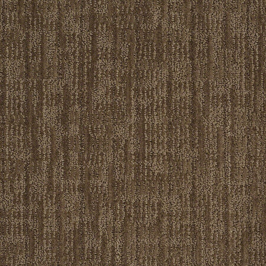 STAINMASTER Active Family Unmistakable Buffalo Trail Berber Indoor Carpet