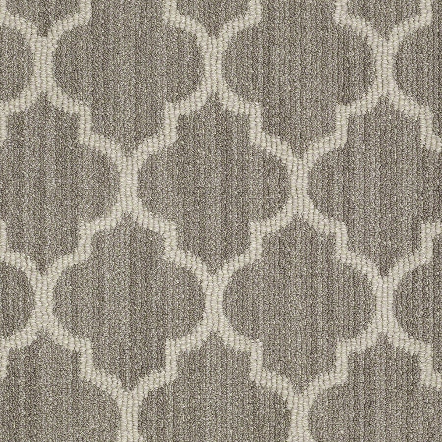 STAINMASTER Active Family Rave Review Atmosphere Berber Indoor Carpet