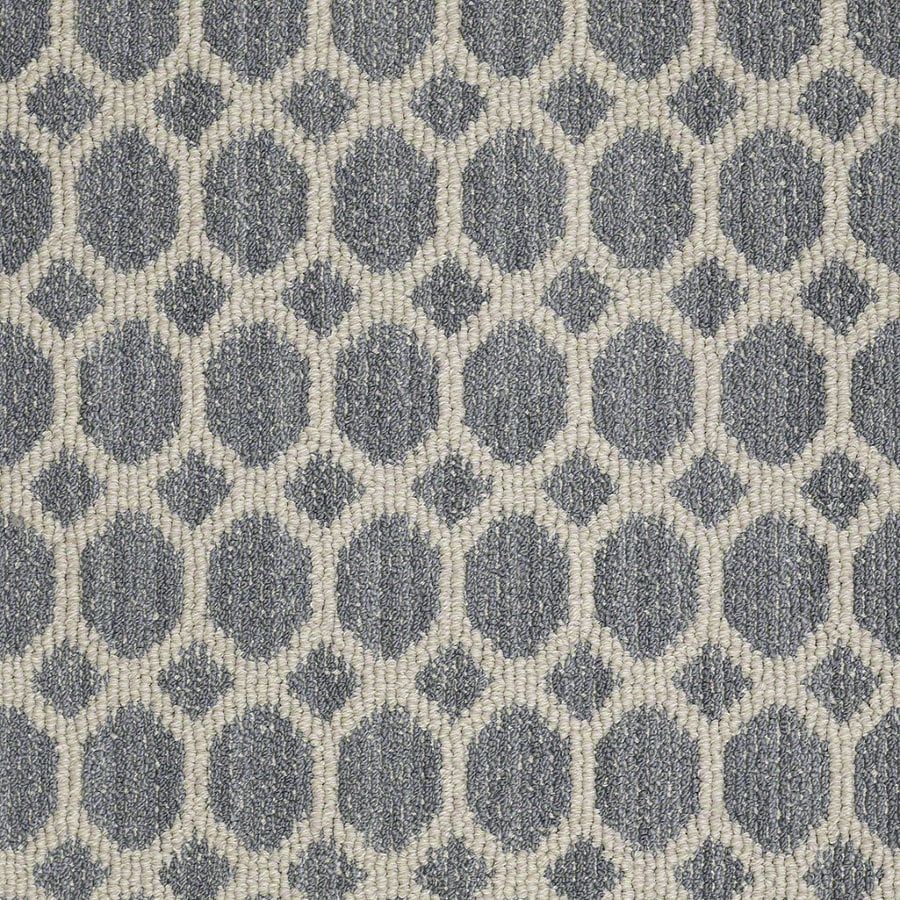 STAINMASTER Active Family All The Rage Bay Of Hope Berber Indoor Carpet