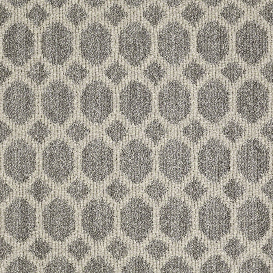 STAINMASTER Active Family All The Rage Landmark Berber Indoor Carpet