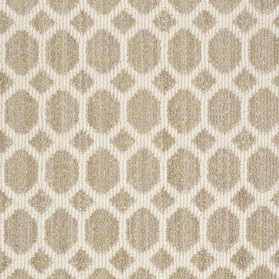 STAINMASTER Active Family All The Rage Fine Grain Berber Indoor Carpet
