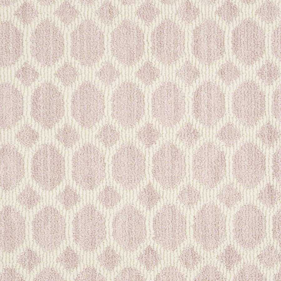 STAINMASTER Active Family All The Rage Sweet Pink Berber Indoor Carpet