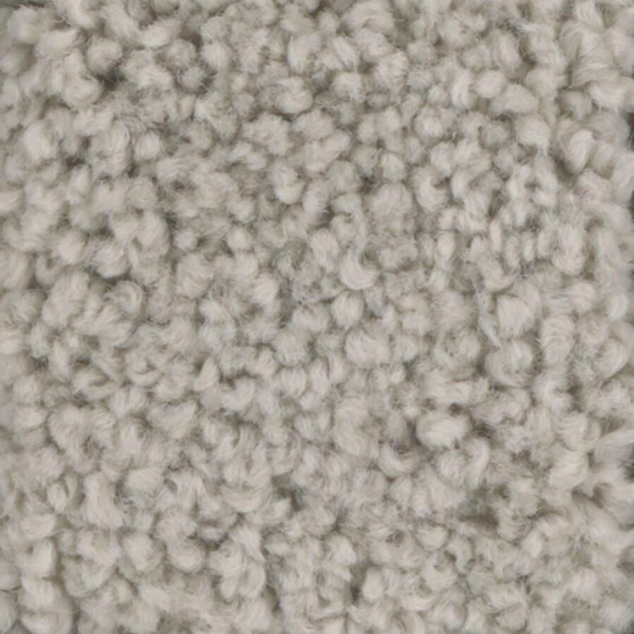 STAINMASTER TruSoft Subtle Beauty Vanilla Wafer Textured Indoor Carpet