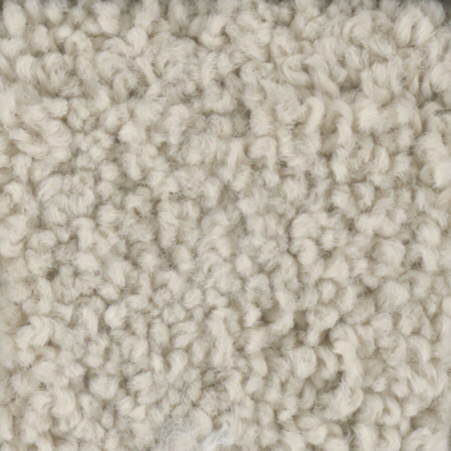 STAINMASTER TruSoft Subtle Beauty Khaki Textured Indoor Carpet