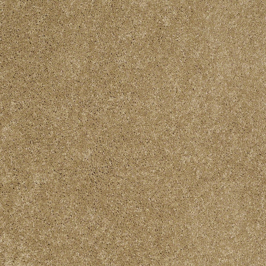 Shaw Supreme Delight 2 Moon Glow Rectangular Indoor Tufted Area Rug (Common: 6 x 9; Actual: 72-in W x 108-in L)