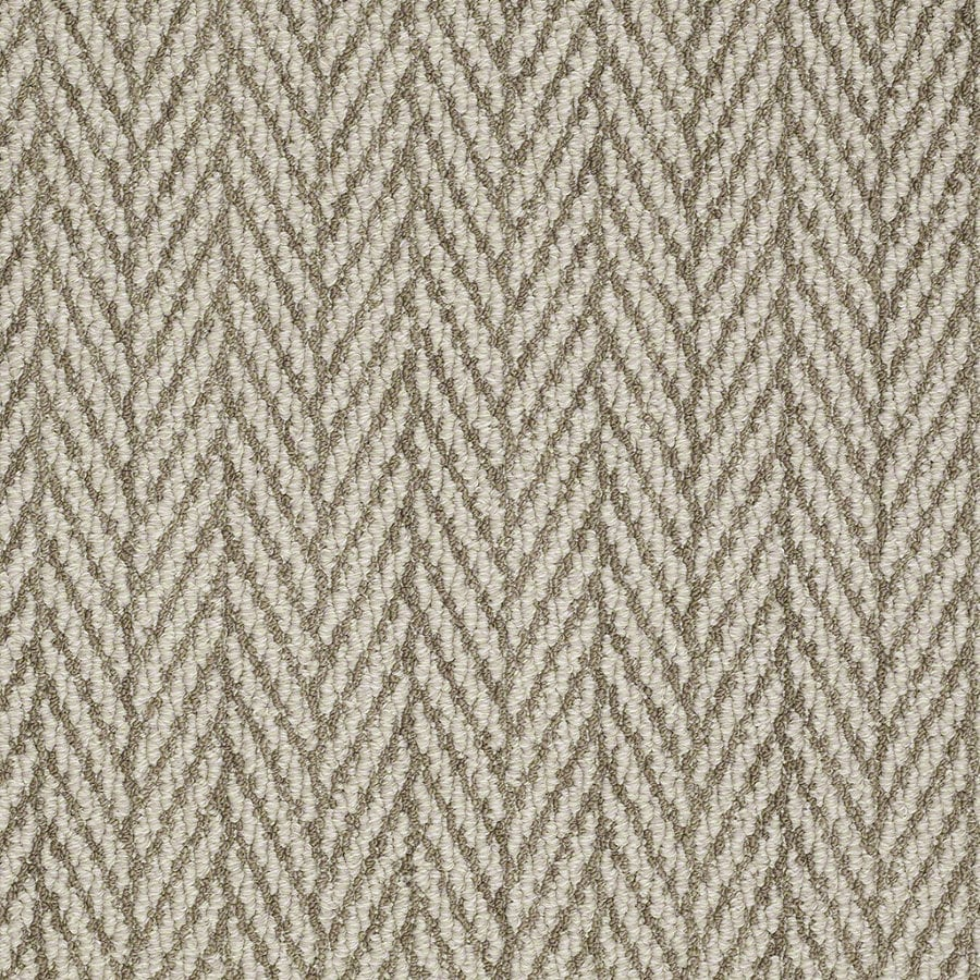 Shaw Apparent Beauty Cliff Edge Rectangular Indoor Tufted Area Rug (Common: 6 x 9; Actual: 72-in W x 108-in L)
