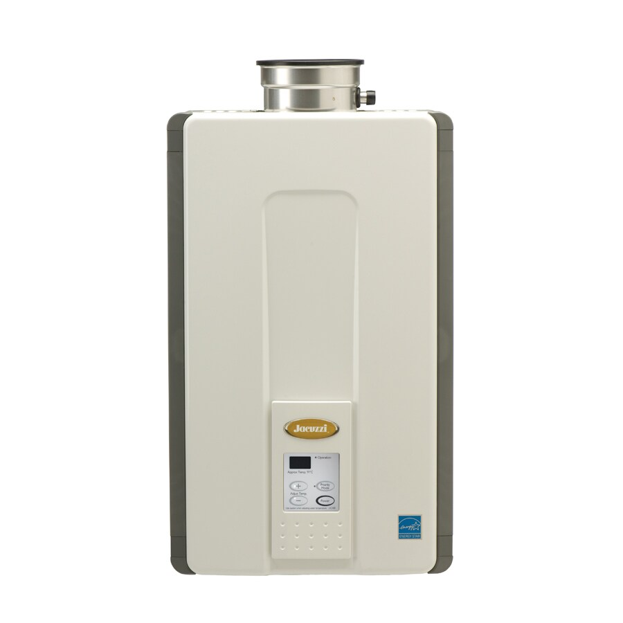 Jacuzzi All Parts 5 Years, Labor 1 Year Indoor Natural Gas Water Heater