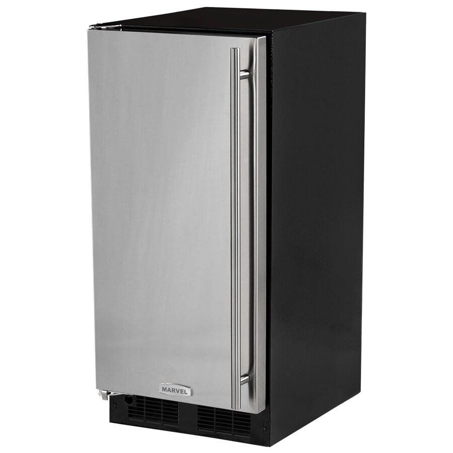 MARVEL 35-lb Freestanding/Built-In Ice Maker