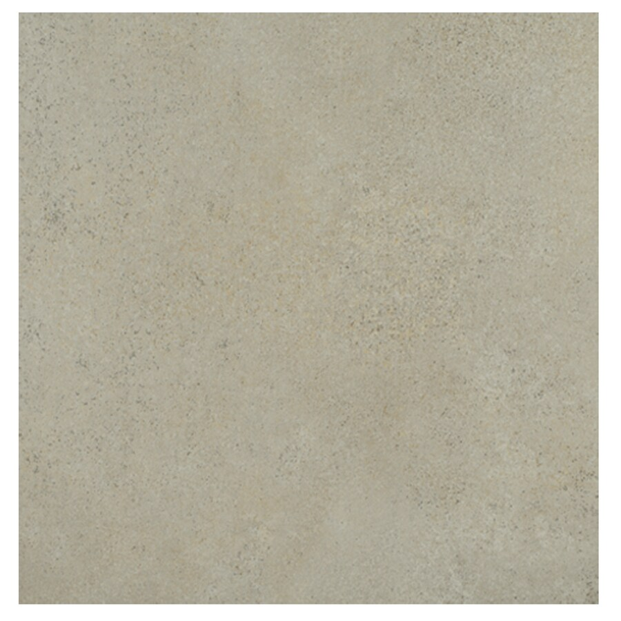 Interceramic Habitat 10-Pack Smoke Ceramic Floor Tile (Common: 16-in x 16-in; Actual: 15.74-in x 15.74-in)