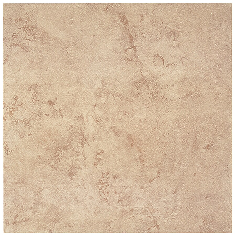 Interceramic 15-Pack Bruselas Noce Ceramic Floor Tile (Common: 13-in x 13-in; Actual: 12.98-in x 12.98-in)
