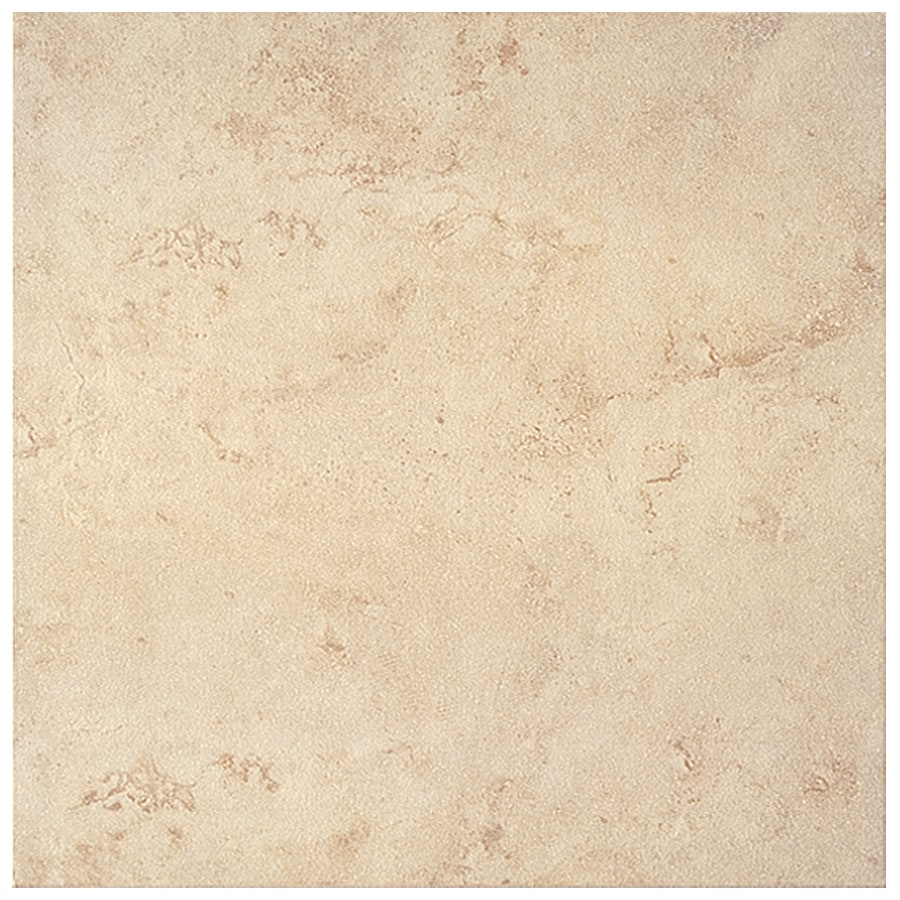 Interceramic 15-Pack Bruselas Bone Ceramic Floor Tile (Common: 13-in x 13-in; Actual: 12.98-in x 12.98-in)