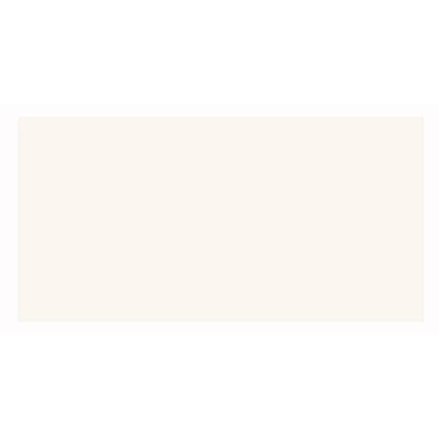 Interceramic White Ceramic Wall Tile (Common: 3-in x 6-in; Actual: 2.95-in x 6-in)