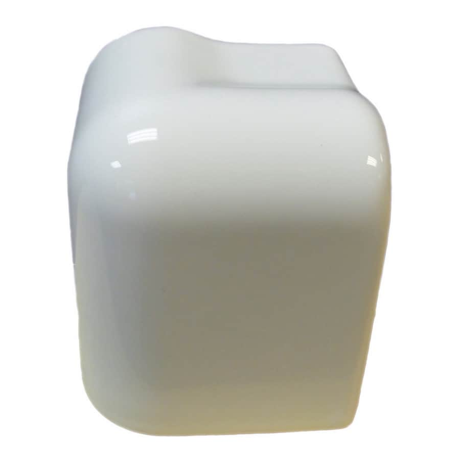 Interceramic Wall Tile Bone Ceramic Chair Rail Tile (Common: 2-in x 2-in; Actual: 2.13-in x 2.13-in)