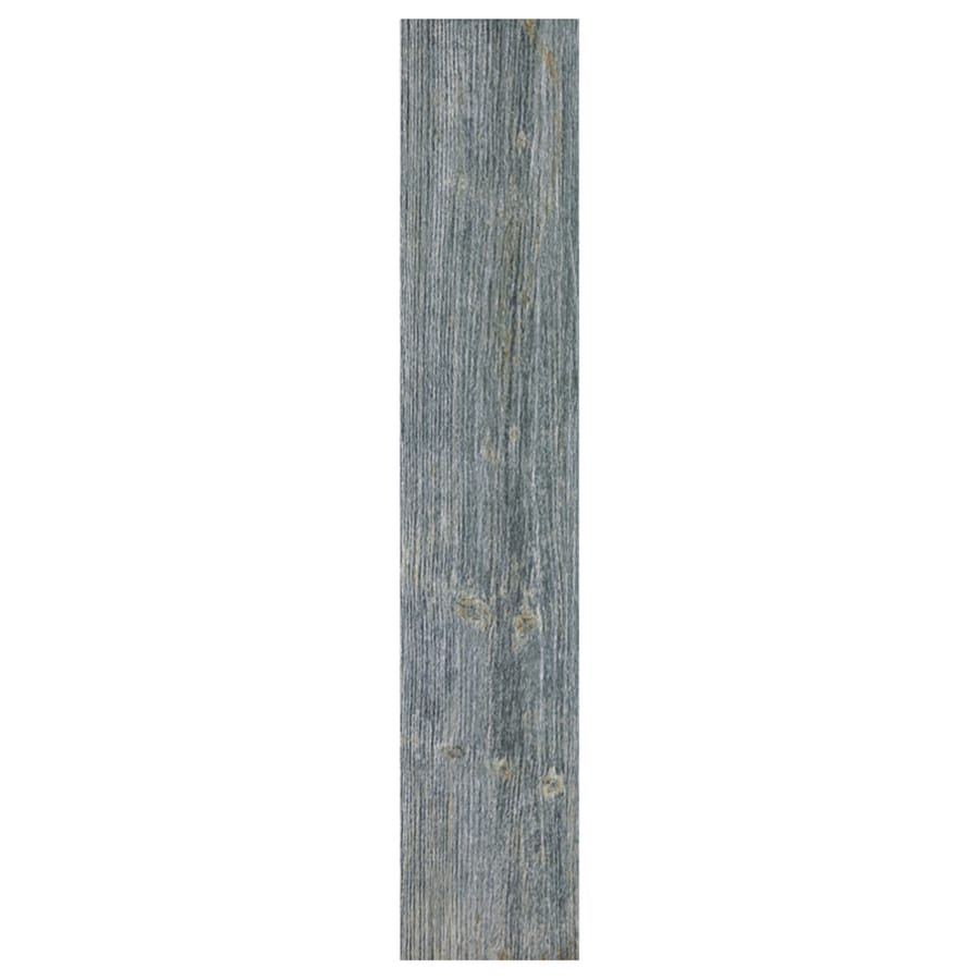 Ceiling Tiles At Lowes Shop Interceramic Sunwood 12-Pack Centennial Gray Wood ...