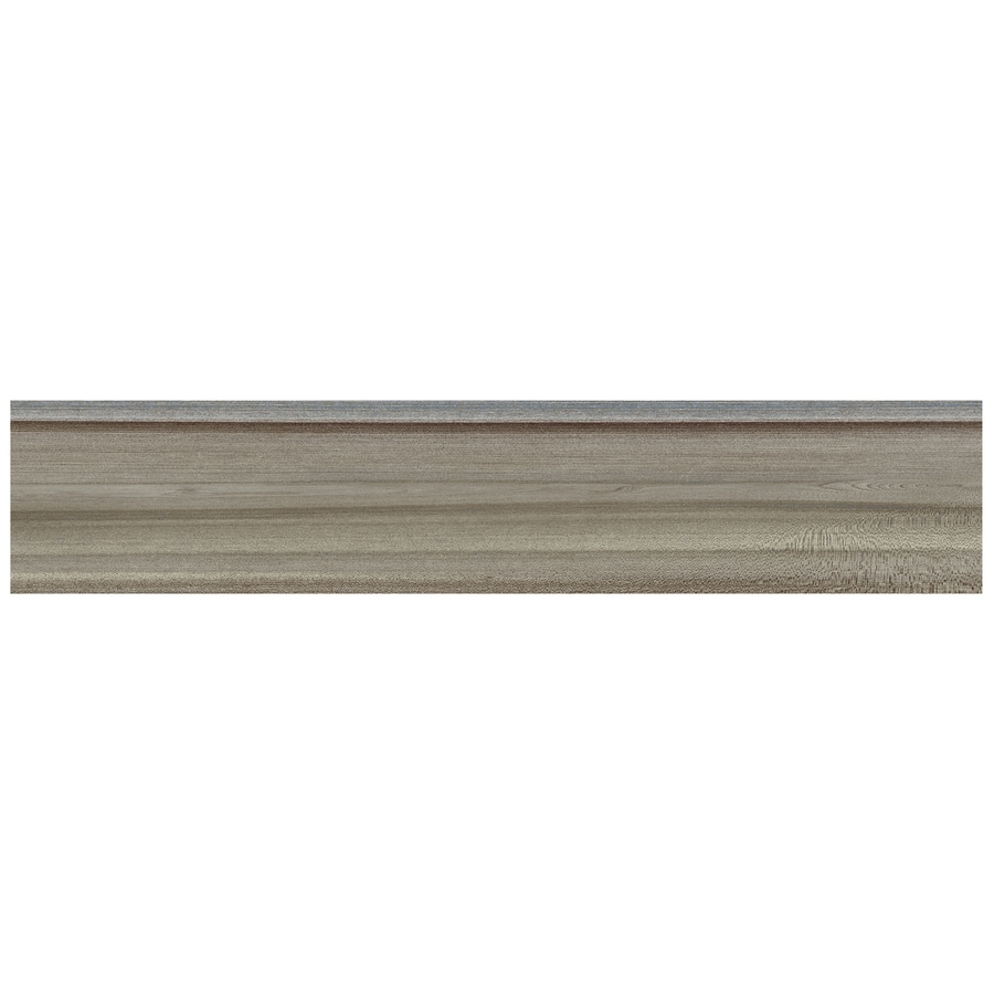 Interceramic Trio Legno 11-Pack Cacao Wood Look Porcelain Floor Tile (Common: 6-in x 24-in; Actual: 5.9-in x 23.62-in)