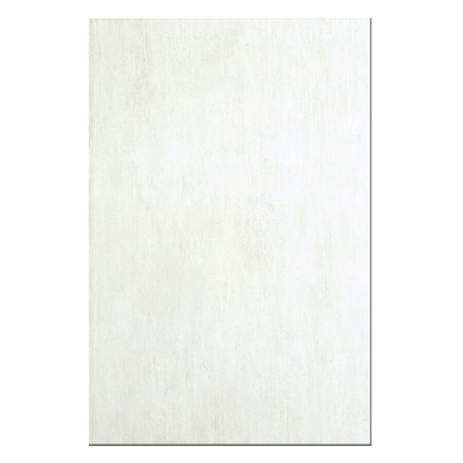 Interceramic Aquarelle 12-Pack Shadow Gray Ceramic Wall Tile (Common: 10-in x 20-in; Actual: 9.84-in x 19.66-in)