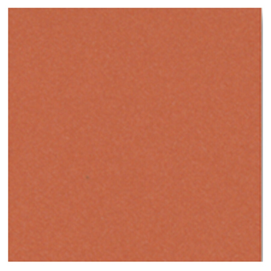 Interceramic Wall 40-Pack Terra Cotta Ceramic Wall Tile (Common: 6-in x 6-in; Actual: 6.01-in x 6.01-in)