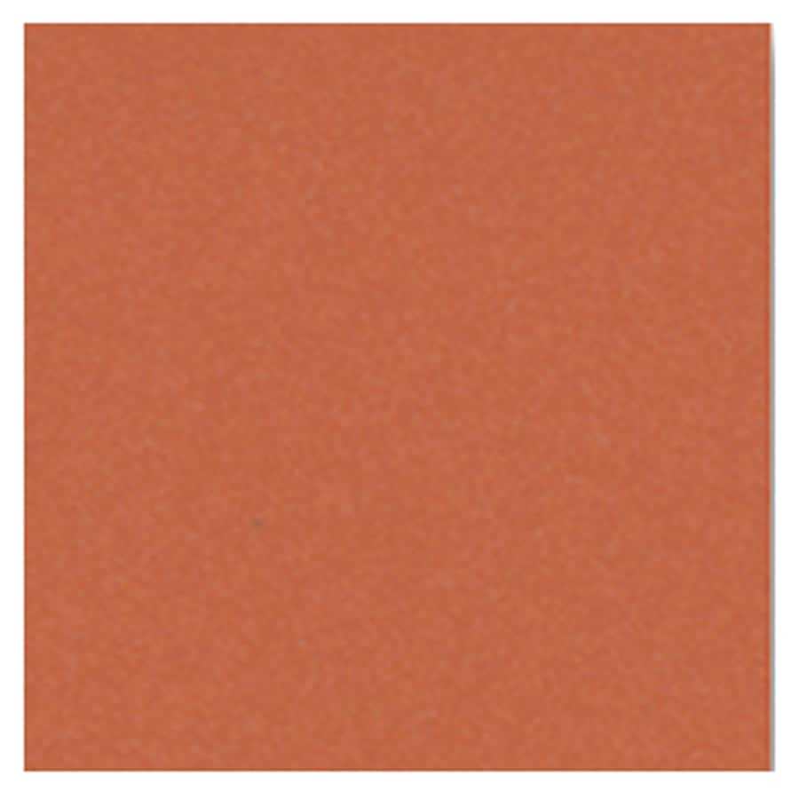 Interceramic Wall 80-Pack Terra Cotta Ceramic Wall Tile (Common: 4-in x 4-in; Actual: 4.24-in x 4.24-in)