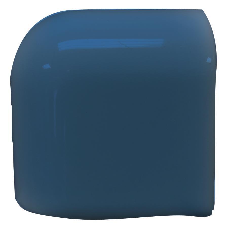 Interceramic Colonial Blue Ceramic Mud Cap Corner Tile (Common: 2-in x 2-in; Actual: 2-in x 2-in)