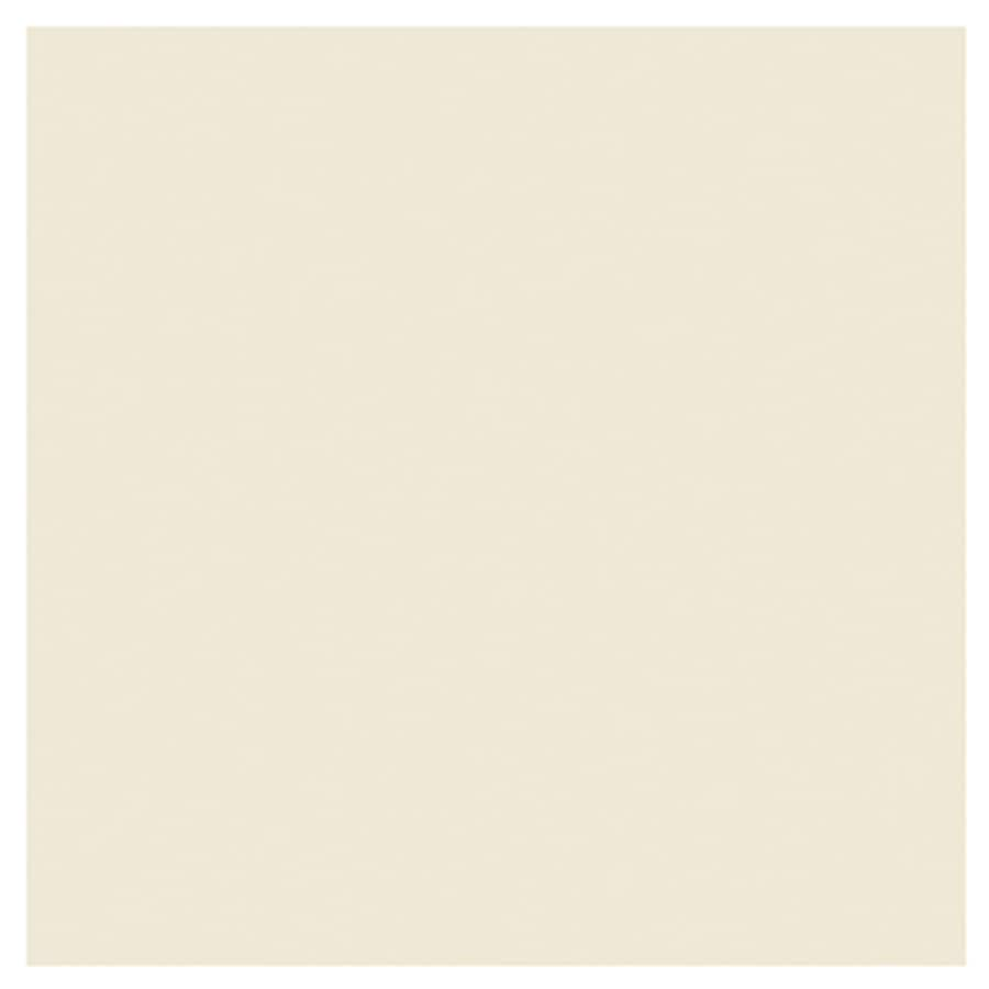 Interceramic Wall 40-Pack Almond Ceramic Wall Tile (Common: 6-in x 6-in; Actual: 6.01-in x 6.01-in)