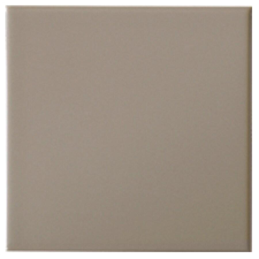 Interceramic Wall 40-Pack Arrow Wood Ceramic Wall Tile (Common: 6-in x 6-in; Actual: 6.01-in x 6.01-in)
