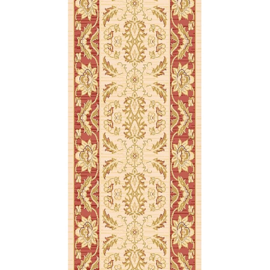 Home Dynamix Marrakesh Rectangular Indoor Woven Runner (Common: 2 x 16; Actual: 26.4-in W x 180-in L)