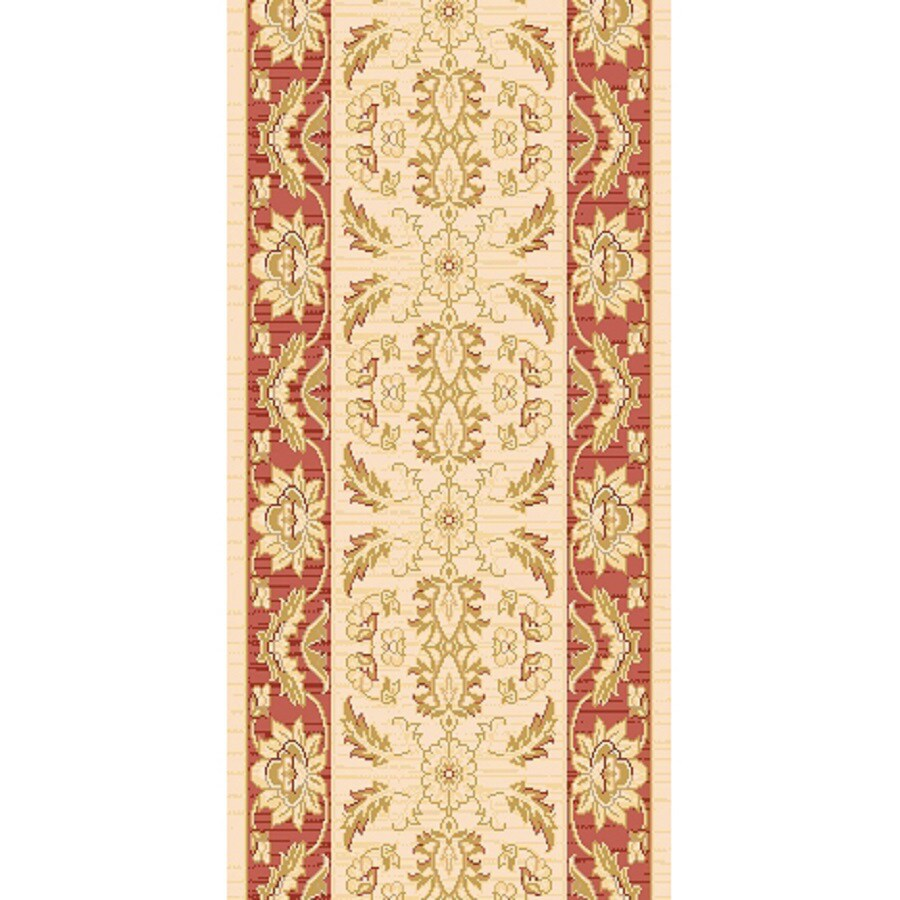 Home Dynamix Marrakesh Rectangular Indoor Woven Runner (Common: 2 x 20; Actual: 26.4-in W x 228-in L)