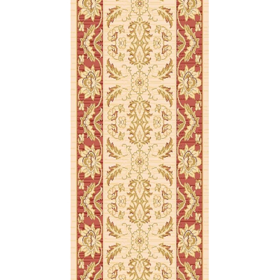Home Dynamix Marrakesh Rectangular Indoor Woven Runner (Common: 2 x 38; Actual: 26.4-in W x 456-in L)
