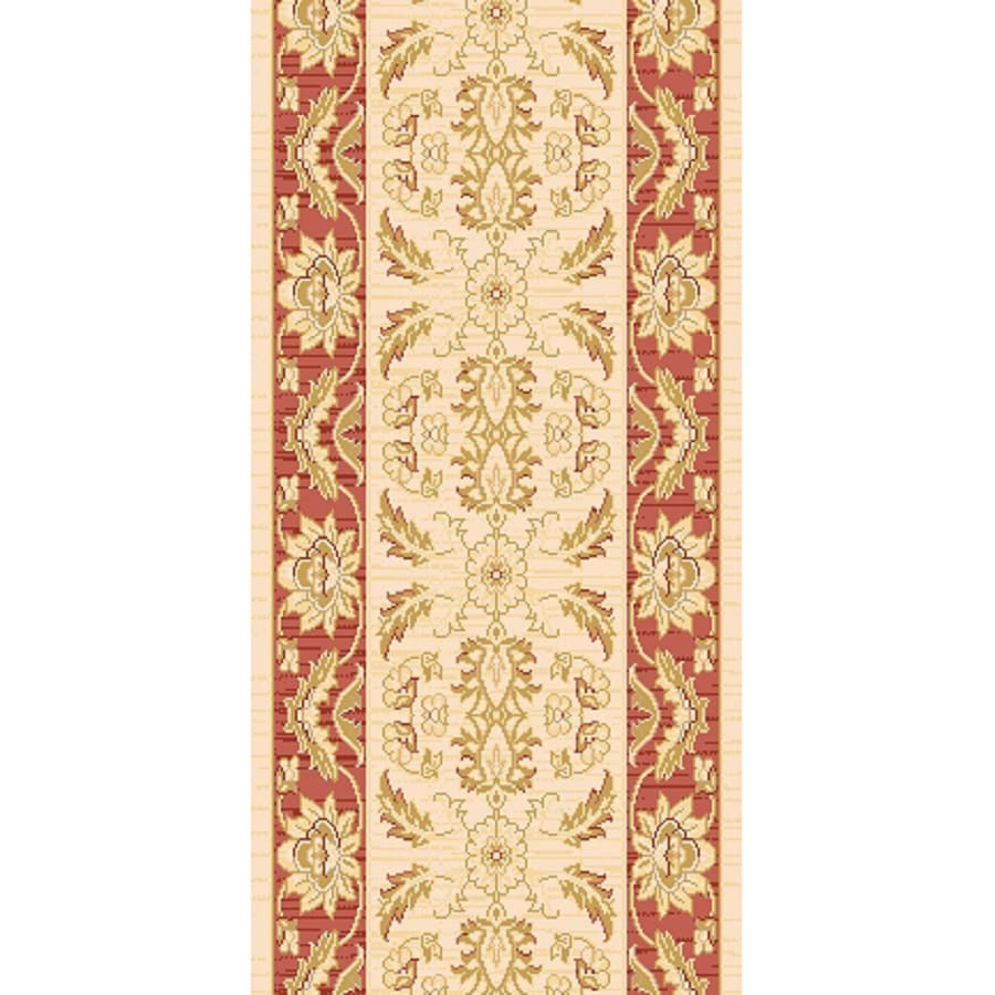 Home Dynamix Marrakesh Rectangular Indoor Woven Runner (Common: 2 x 40; Actual: 26.4-in W x 468-in L)