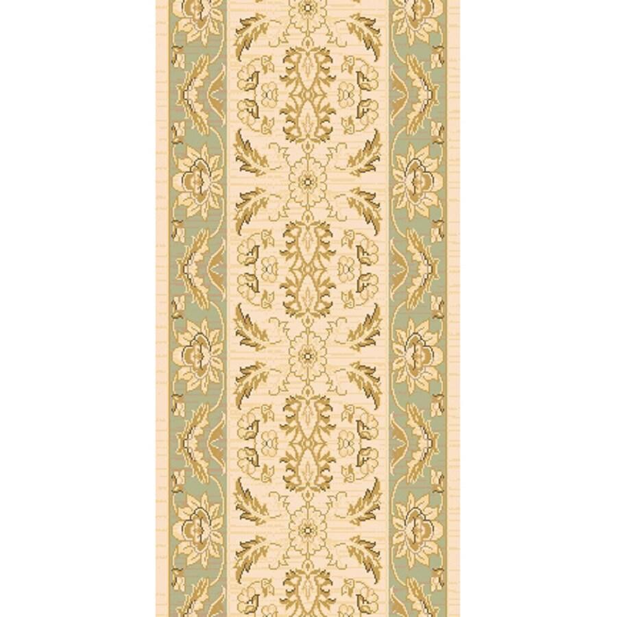 Home Dynamix Marrakesh Rectangular Indoor Woven Runner (Common: 2 x 26; Actual: 26.4-in W x 312-in L)