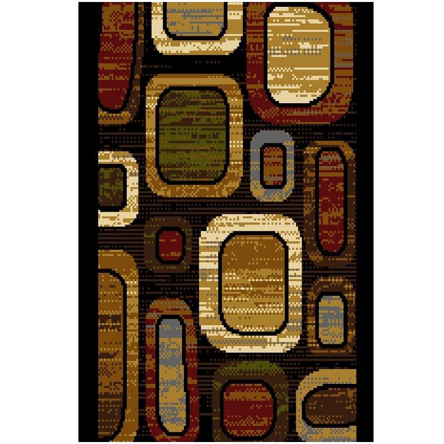 Home Dynamix Montreal Rectangular Indoor Woven Runner (Common: 2 x 34; Actual: 26.4-in W x 408-in L)