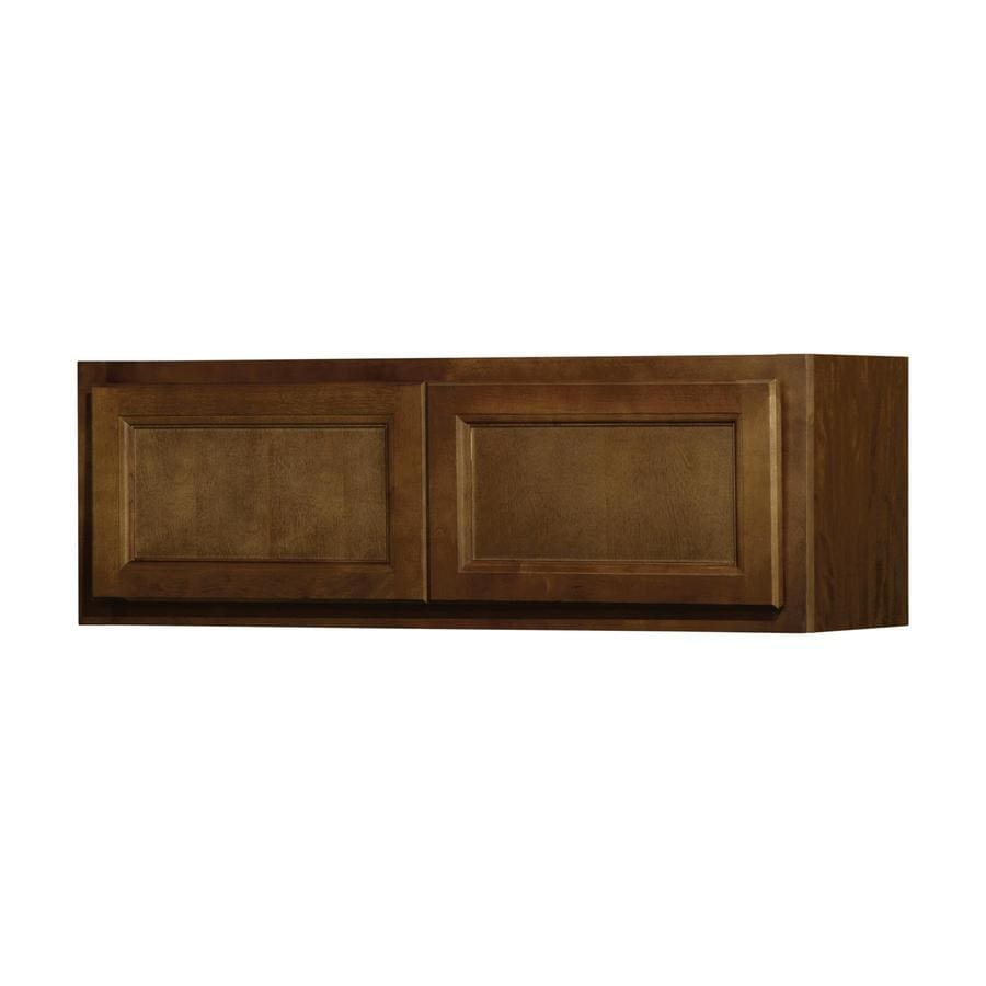 Kitchen Classics Napa 36-in W x 12-in H x 12-in D Saddle Door Wall Cabinet