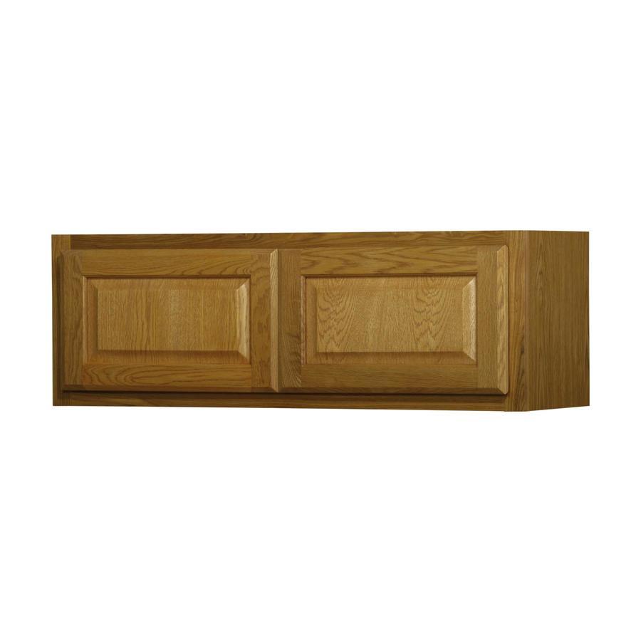 Kitchen Classics Portland 36-in W x 12-in H x 12-in D Wheat Door Wall Cabinet