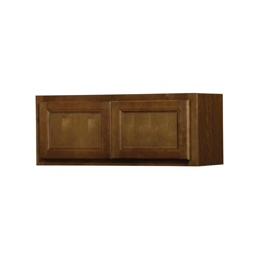 Kitchen Classics Napa 30-in W x 12-in H x 12-in D Saddle Door Wall Cabinet