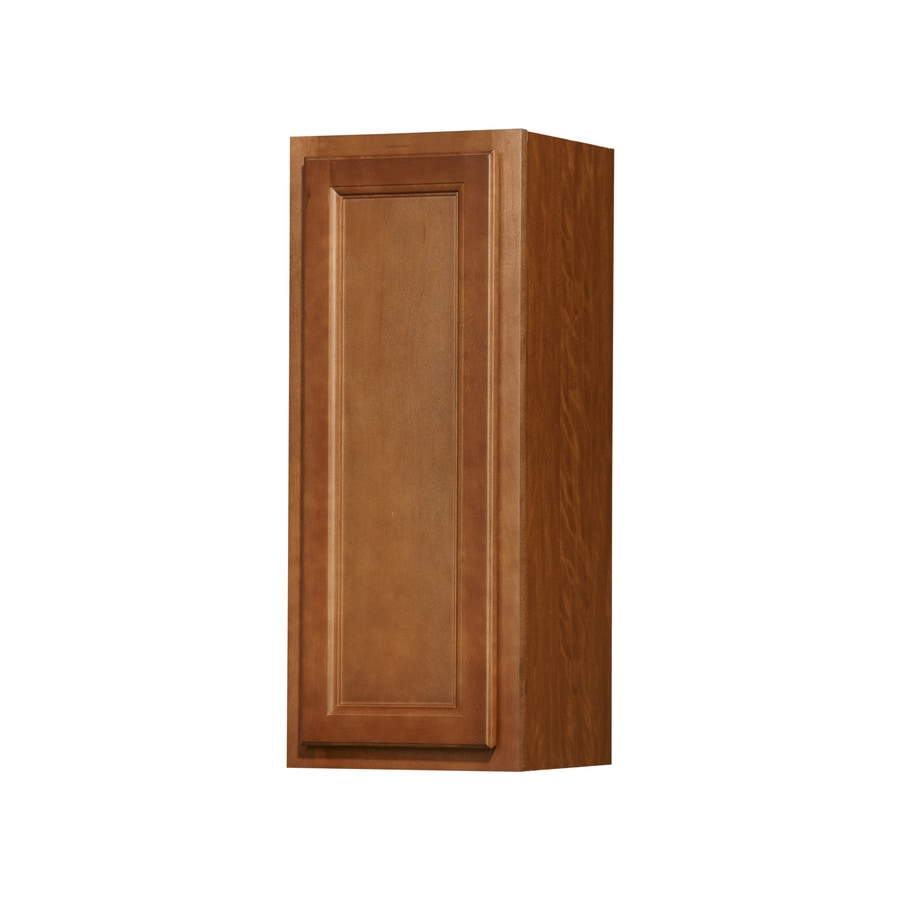 Kitchen Classics Napa 12-in W x 30-in H x 12-in D Saddle Door Wall Cabinet