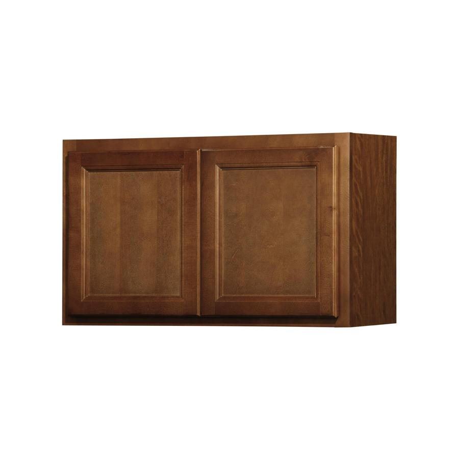 Kitchen Classics Napa 30-in W x 18-in H x 12-in D Saddle Door Wall Cabinet