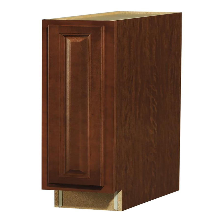 Kitchen Classics Cheyenne 9-in W x 35-in H x 23.75-in D Saddle Door and Drawer Base Cabinet