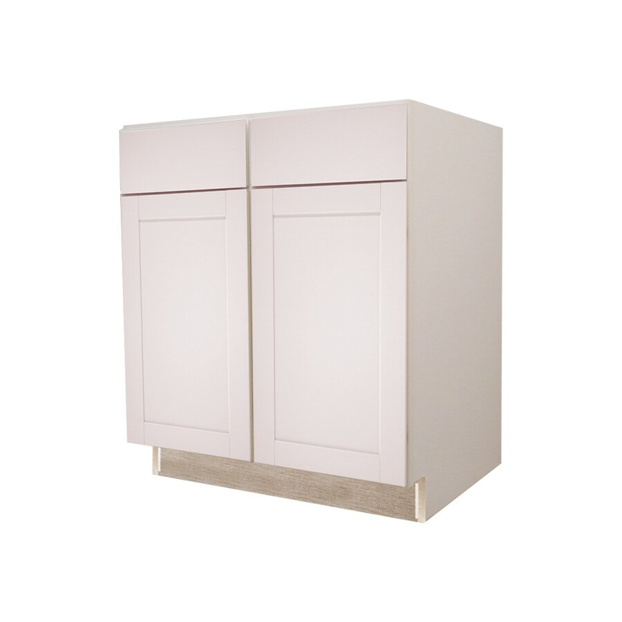 Kitchen Classics 34.5-in H x 36-in W x 24-in D Sink Base Cabinet