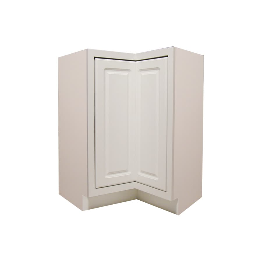 Kitchen Classics 34.5-in H x 36-in W x 24-in D Lazy Susan Base Cabinet