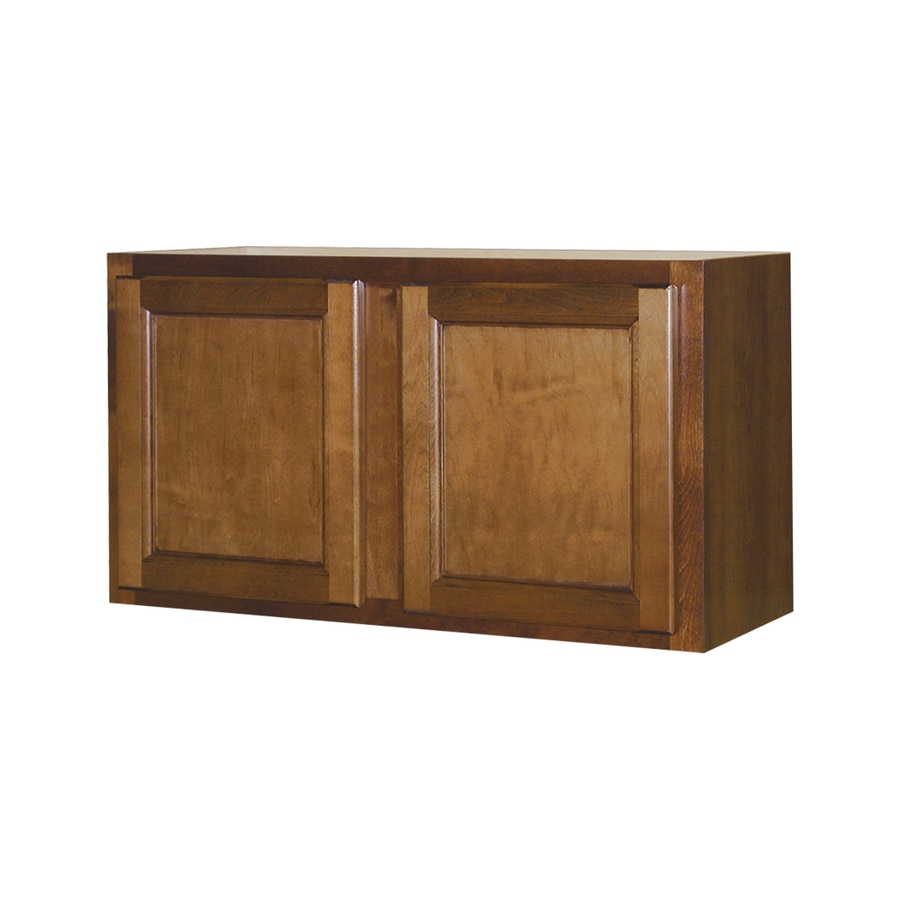 Shop kitchen classics 18 in h x 30 in w x 12 in d napa for Kitchen cabinets 30 x 18