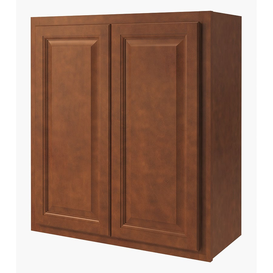 Shop kitchen classics 27 in w x 30 in h x 12 in d finished for Kitchen cabinets 30 x 12