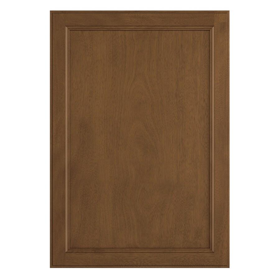 Nimble by Diamond Mocha Swirl 20.875-in W x 29.9062-in H x 0.75-in D Mocha Door Wall Cabinet