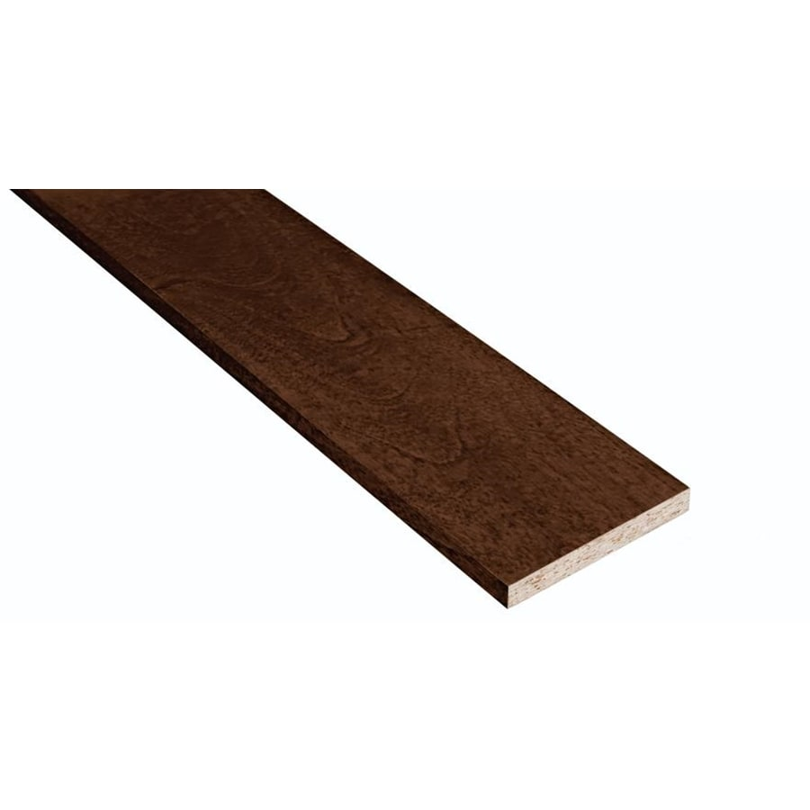 Nimble by Diamond Balsamic Barrel 6-in x 30-in Umber Cabinet Fill Strip
