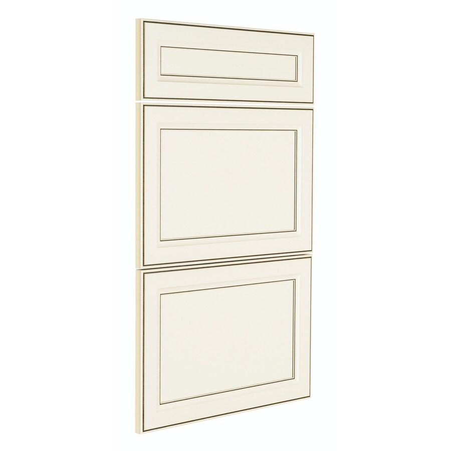 Nimble by Diamond Veranda Breeze 17.875-in W x 5.8437-in H x 0.625-in D Toasted Antique TrueColor Door and Drawer Base Cabinet